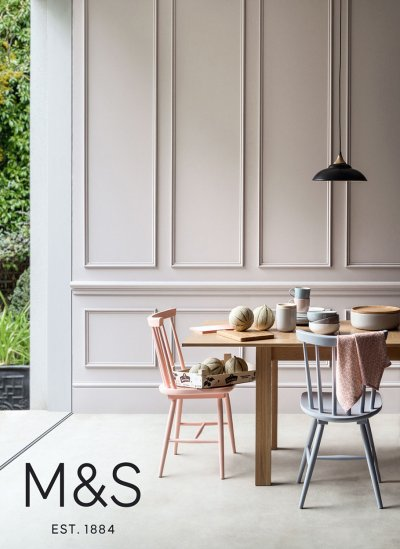 paul raeside M&S Home