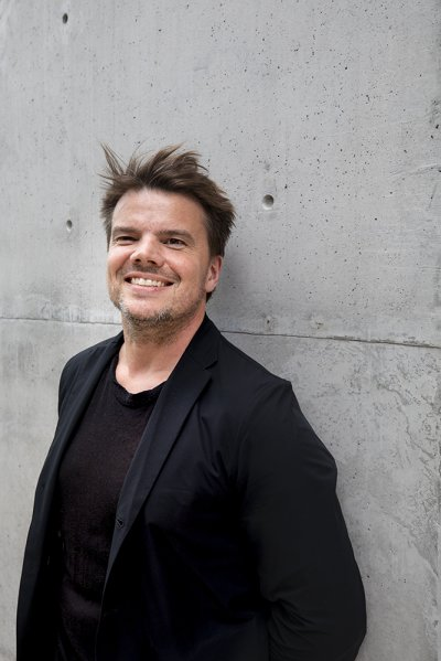 paul raeside AD - Bjarke Ingels - Mexico